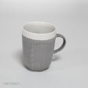 Unique Design Ceramic Cup Water Cup Fashion Mug