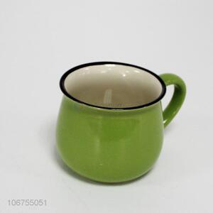 New Arrival Colorful Ceramic Cup Water Cup