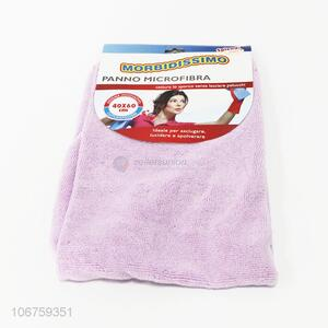 Premium quality multipurpose microfiber cleaning cloth for home