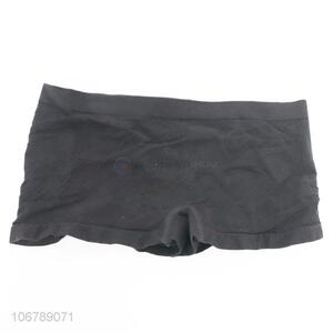 Hot selling simple breathable cotton men boxers panties