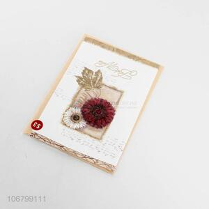 Fashion Design Festival Paper  Greeting Card