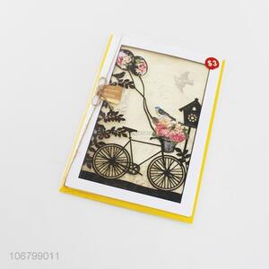 Wholesale exquisite creative paper greeting cards