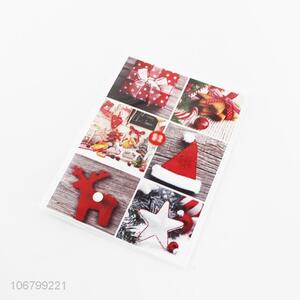 Wholesale price Christmas paper greeting card
