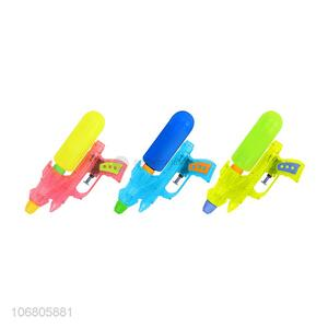 Popular Fashion Design Kids Eco-Friendly Safe Summer Toy Plastic Water Gun