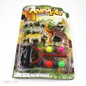 Popular Simulation Animal Model DIY Assembly Toys