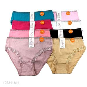 New Arrival Fashion Briefs Sexy Underpants For Women