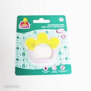 Unique Design Silicone Baby Teether For Baby