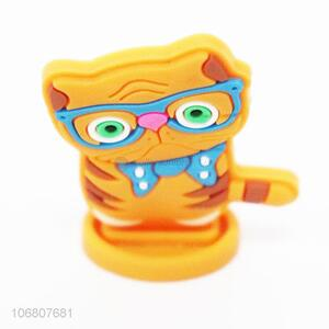 Good Factory Price Animal Cat Shaped Silicone Dolls Toys