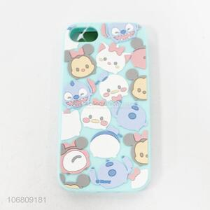 Contracted Design Cute Cartoon Silicone Mobile Phone Shell