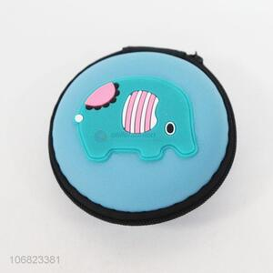 Fashion Style Cartoon Elephant Pattern Coin Purse