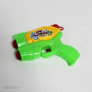 Promotional kids plastic water gun toy summer beach toy