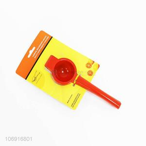 Wholesale Unique Design Fruit Tools Metal Lemon Juicer Press