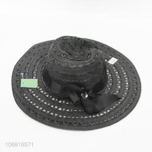 Fashion Design Papyrus Straw Hat For Women
