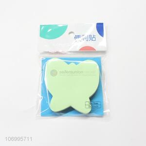 Custom Butterfly Shape Self-Adhesive Sticky Note