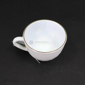 New products opal glass tea cup opal drinkware for hotel
