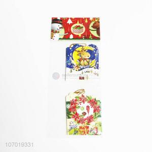 Cheap and good quality Christmas decoration paper card