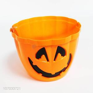 Best Selling Large Pumpkin Barrel With Light And Handle