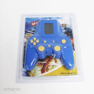 Hot sale mini electronic handheld game machine toys