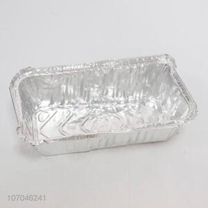 High quality3pcs disposable aluminum foil food packing containers