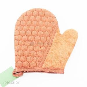 Hot Sale Soft Bath Gloves Best Body Cleaning Gloves