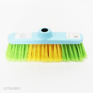 Low price home cleaning plastic broom head