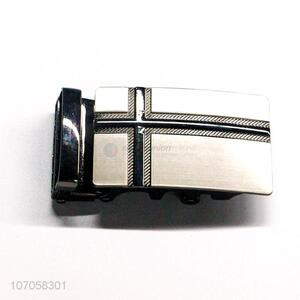Outstanding quality fashion business style metal belt buckles for men