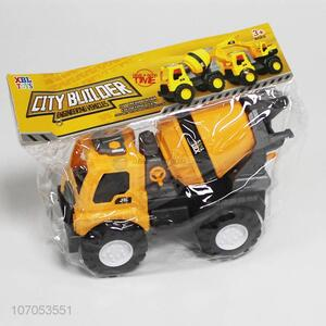 Good Sale Simulation Engineering Truck Plastic Toy Car