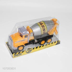 Good Quality Plastic Simulation Truck Inertial Toy Car