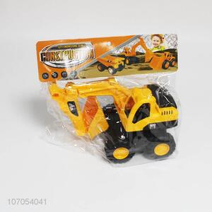 High Quality Plastic Excavator Best Toy Truck