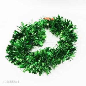 Good sale Christmas tree decoration glitter tinsel wholesale