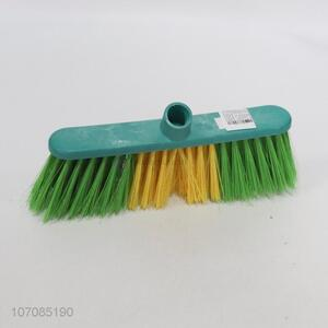 Hot Sale Colorful Plastic Cleaning Broom Head