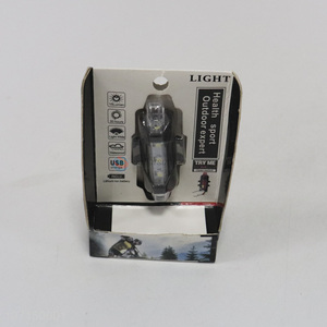 Top Quality Aluminium Alloy Bicycle Light