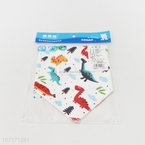 Wholesale popular 100% cotton baby bandana drool baby bibs