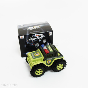 Best price police car toys ideal gift for children