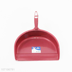 Wholesale custom logo home cleaning tools hand-held plastic dustpan