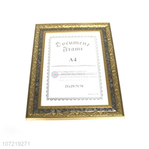 Reasonable Price Decorative Wall Photo Frame Plastic Picture Frame