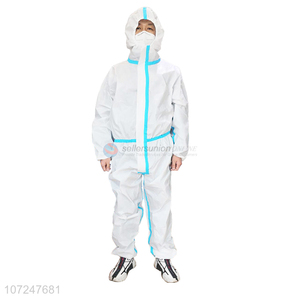 Wholesale Price Disposable Protective Clothing Disposable Isolation Suit