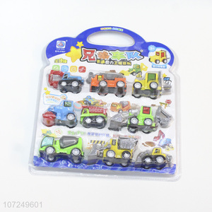 Best Quality Colorful Toy Vehicle Plastic Toy Car