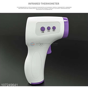 Wholesale Non-Contact Digital Infrared Thermometer CE Certified FDA Certified Forehead Infrared Thermometer