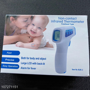 Factory Wholesale Forehead Type Non-contact Infrared Thermometer