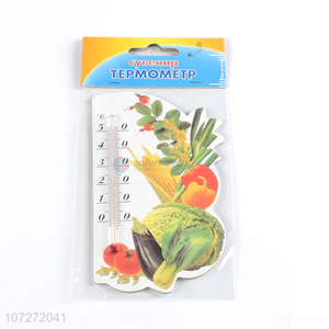 New design household paper board thermometer wall thermometer