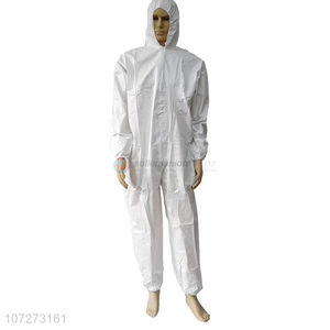 Cheap Price Disposable Ordinary Protective Clothing Disposable Isolation Suit