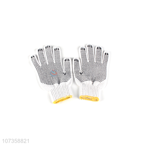 Good market anti-static non-slip labor working safety gloves