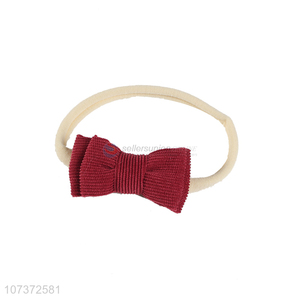 Popular Fashion Bowknot Headband Best Hair Accessories