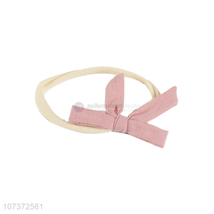 Fashion Hair Accessories Bowknot Headband For Children