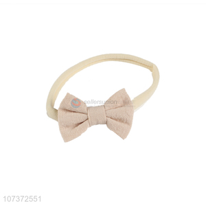 Newest Fashion Bowknot Headband Kids Hair Accessories