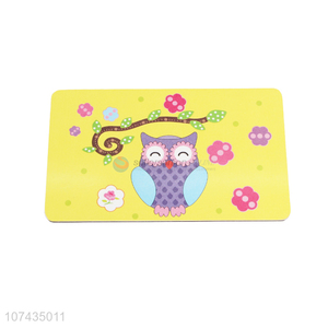 Hot Selling Colorful Placemat Rectangle Table Mat Coaster