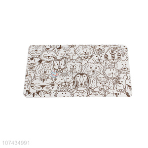 Popular Non-Slip Coaster Fashion Placemat Table Mat