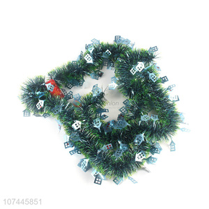New Design Christmas Tree Hanging Party Tinsel Garland