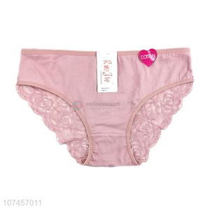 Fashion Style Lady Brief Comfortable Cotton Underpants